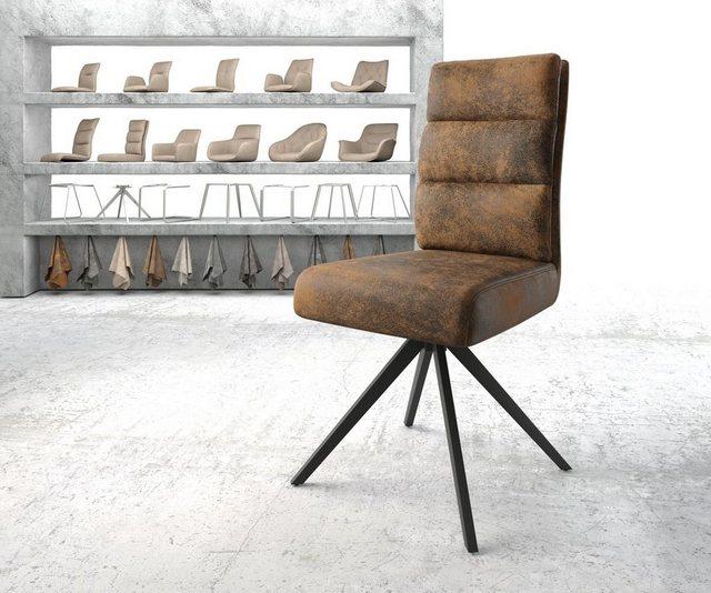 Stühle und Bänke - DELIFE Esszimmerstuhl Pela Flex Polsterstuhl  - Onlineshop OTTO