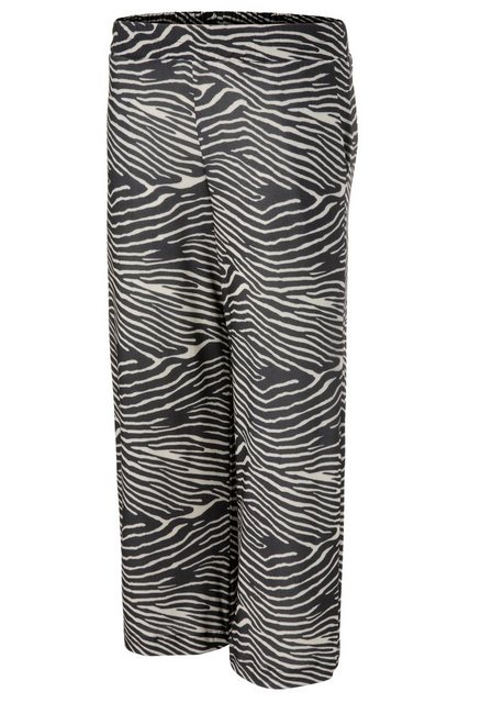 Hosen - Aniston SELECTED Culotte in modischen Prints › schwarz  - Onlineshop OTTO