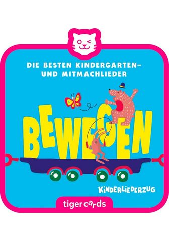 TIGERBOX Hörspiel »Kindergarten- ir Mitmachlied...