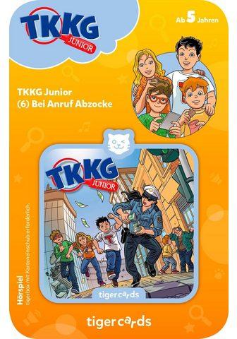 TIGERBOX Hörspiel »TKKG Junior - Folge 6: Bei A...