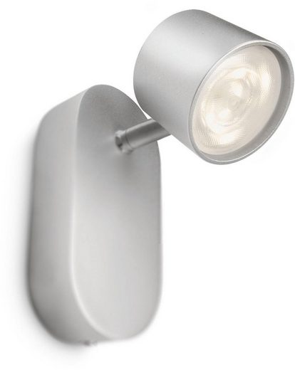 Philips, LED Wandleuchte »myLiving Star 500lm, Aluminium«