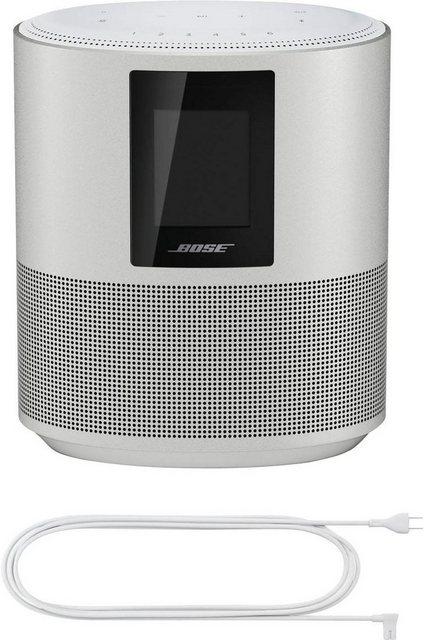 Image of BOSE Home Speaker 500 Smart Speaker in Silber
