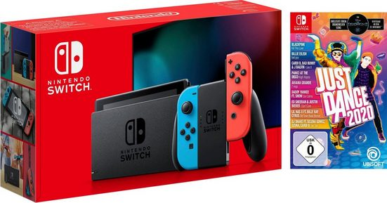 Nintendo Switch, inkl. Just Dance 2020