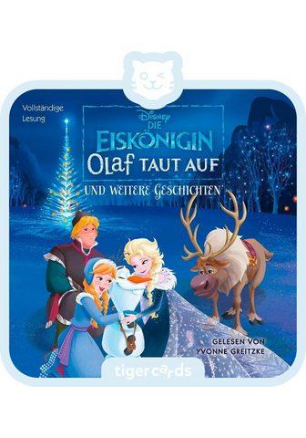 TIGERBOX Hörspiel »Die Eiskönigin - Olaf taut a...