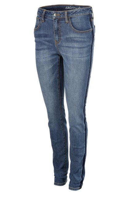 Hosen - Aniston CASUAL Skinny fit Jeans regular waist ›  - Onlineshop OTTO