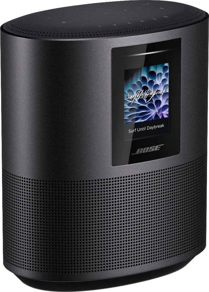 Bose Home Speaker 500 Sprachgesteuerter Lautsprecher (Bluetooth, WLAN (WiFi)