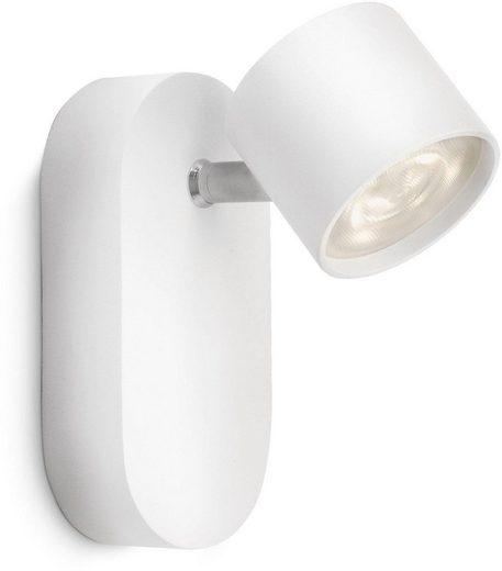 Philips LED Wandleuchte »myLiving Star 500lm, Weiß«, 1-flammig