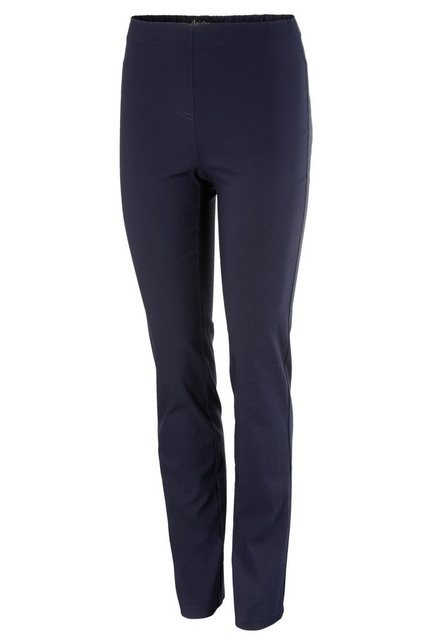 Hosen - Aniston SELECTED Stretch Hose mit schmalem Beinverlauf › blau  - Onlineshop OTTO