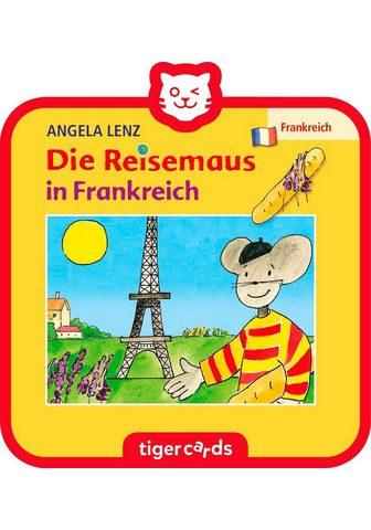 TIGERBOX Hörspiel »Die Reisemaus in Frankreich«...