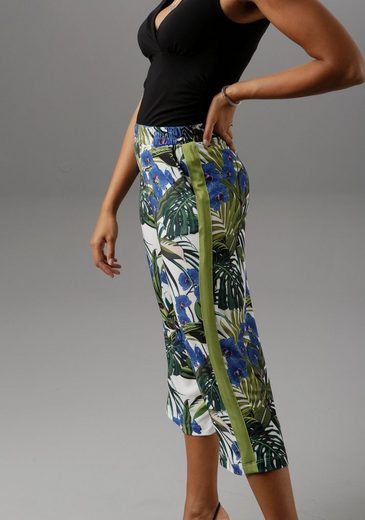Aniston SELECTED Culotte in modischen Prints