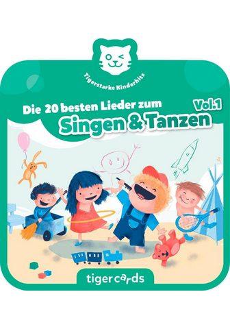 TIGERBOX Hörspiel »Die 20 besten Lieder zum Sin...