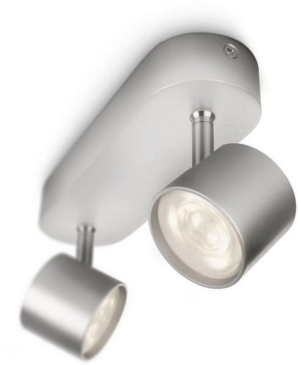 Philips, LED Deckenspot »myLiving Star 1000lm, Aluminium«