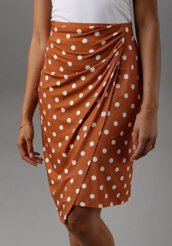 ANISTON SELECTED Sujuosiamas sijonas