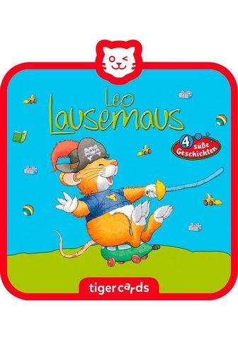 TIGERBOX Hörspiel »Leo Lausemaus - Folge 10: Ge...