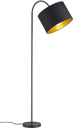 TRIO Leuchten Stehlampe »HOSTEL«, 1-flammig, Schirm flexibel einstellbar
