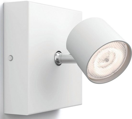 Philips LED Deckenspot »myLiving Star WarmGlow 500lm, Weiß«