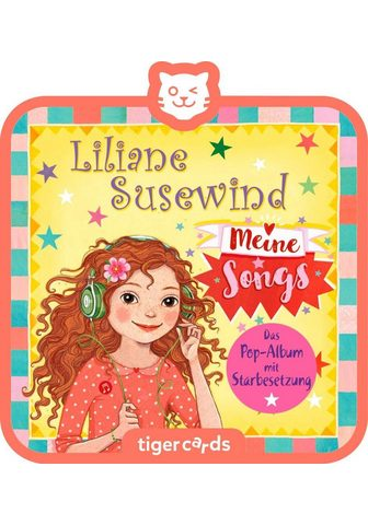 TIGERBOX Hörspiel »Liliane Susewind - Meine Son...