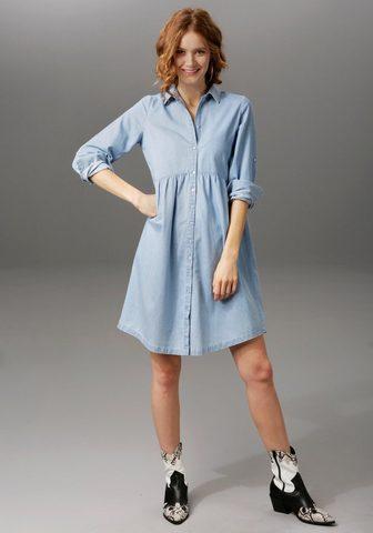 ANISTON CASUAL Suknelė-marškiniai
