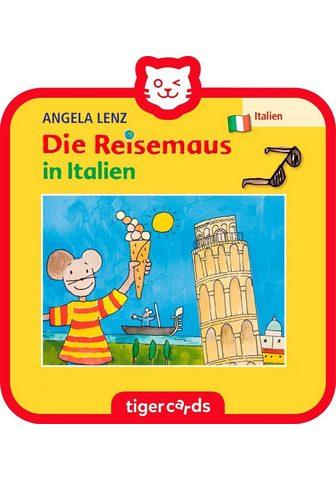 TIGERBOX Hörspiel »Die Reisemaus in Italien«