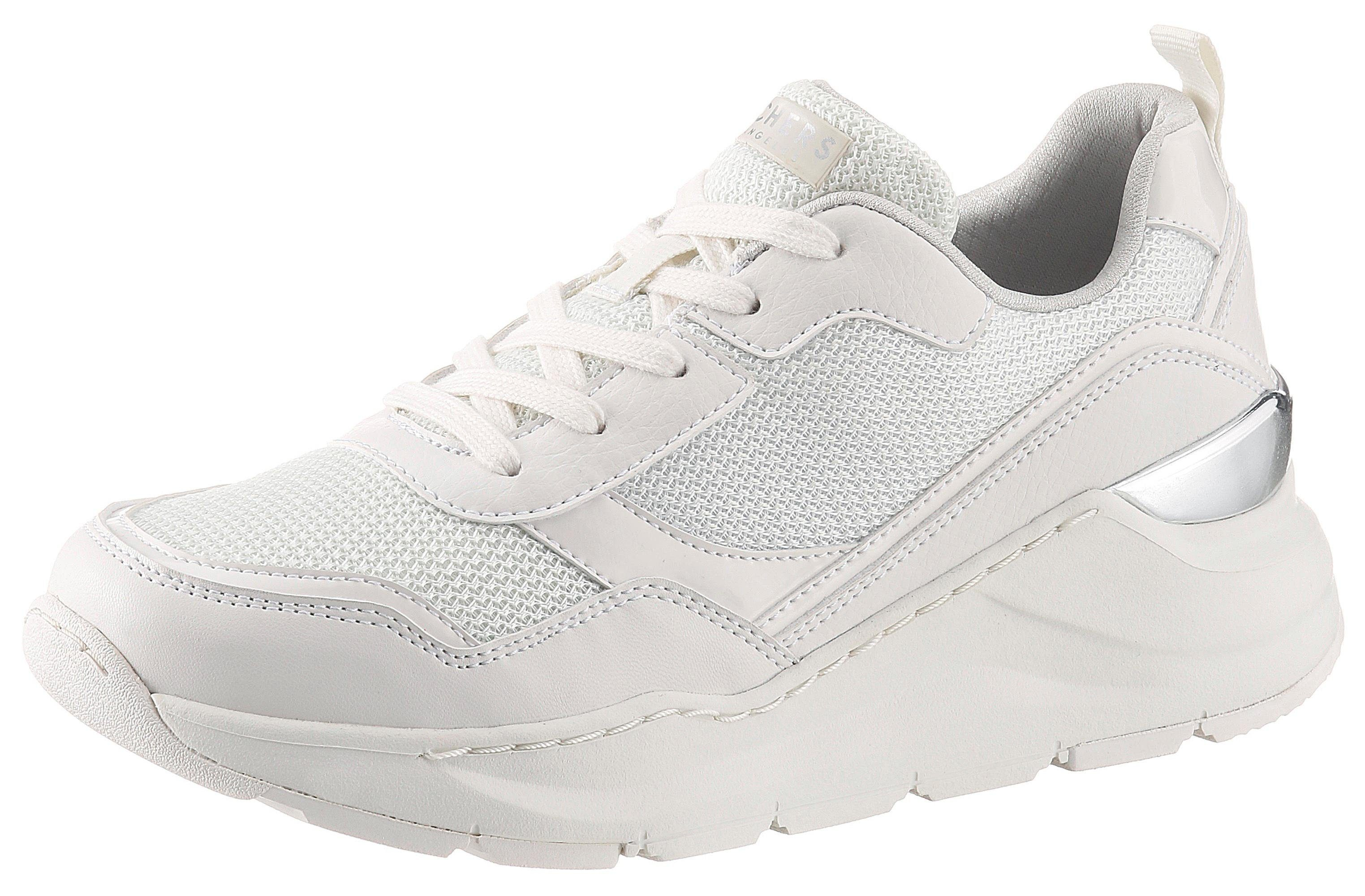 Skechers »Rovina Clean Sheen« Wedgesneaker mit Air Cooled Memory Foam online kaufen | OTTO