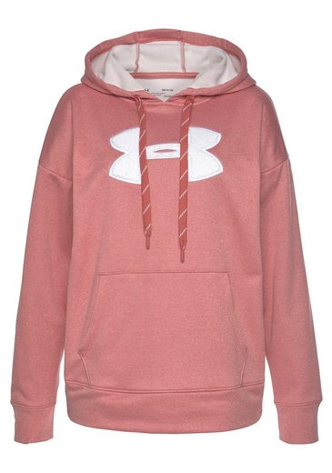 Under Armour® Kapuzensweatshirt »SYNTHETIC FLEECE CHENILLE LOGO«