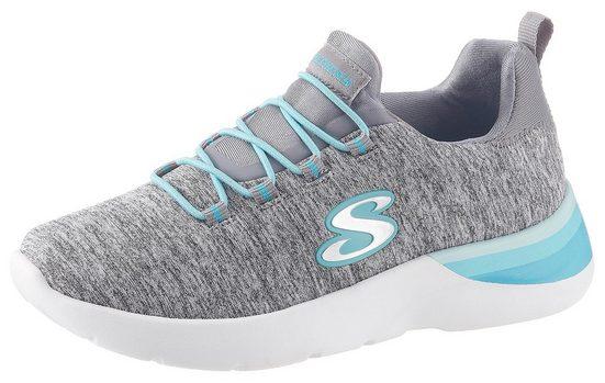 Skechers Kids »DYNAMIGHT« Slip-On Sneaker mit Memory Foam