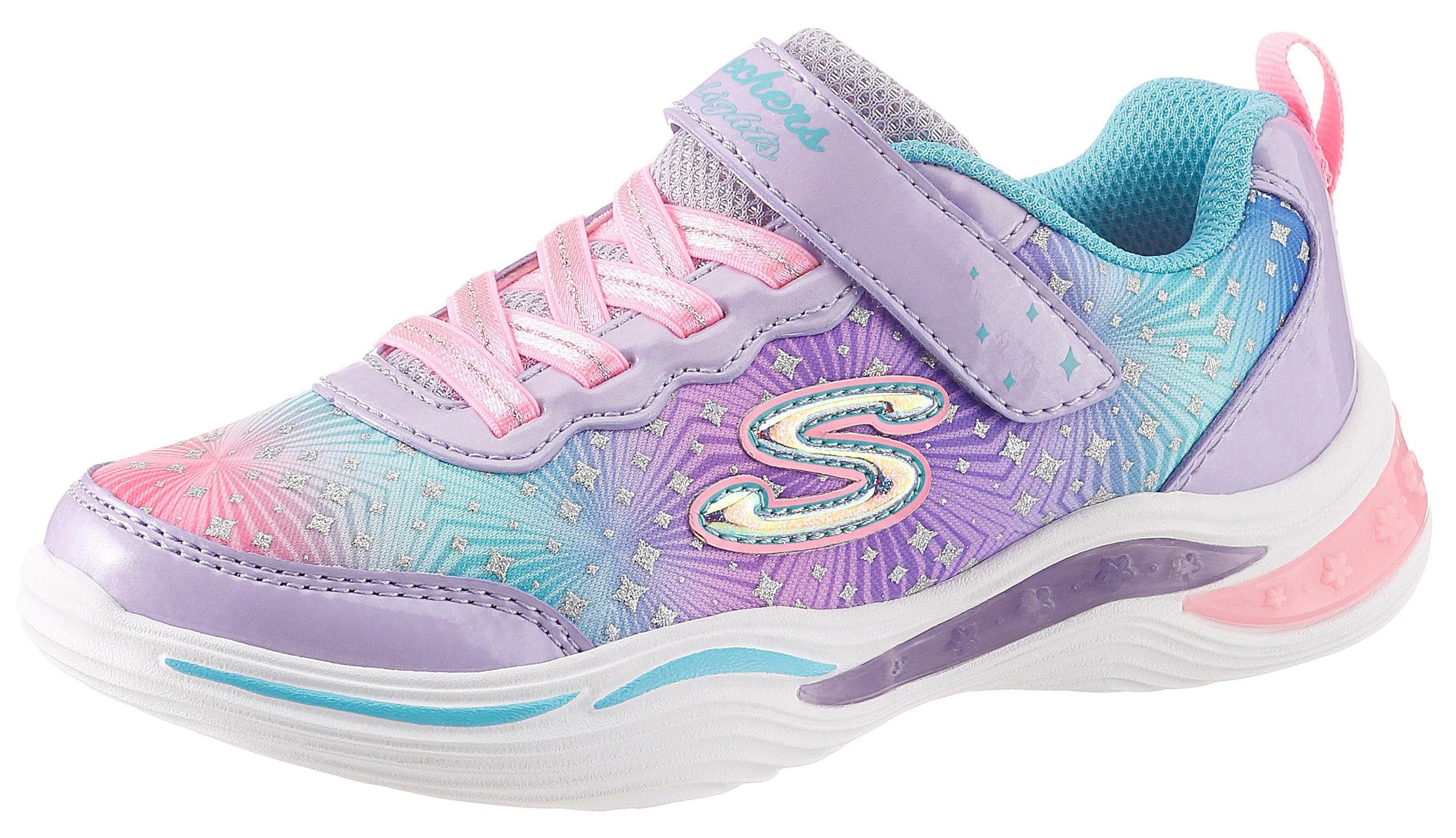 Skechers Kids »Power Petals« Sneaker mit cooler Blinkfunktion online kaufen | OTTO