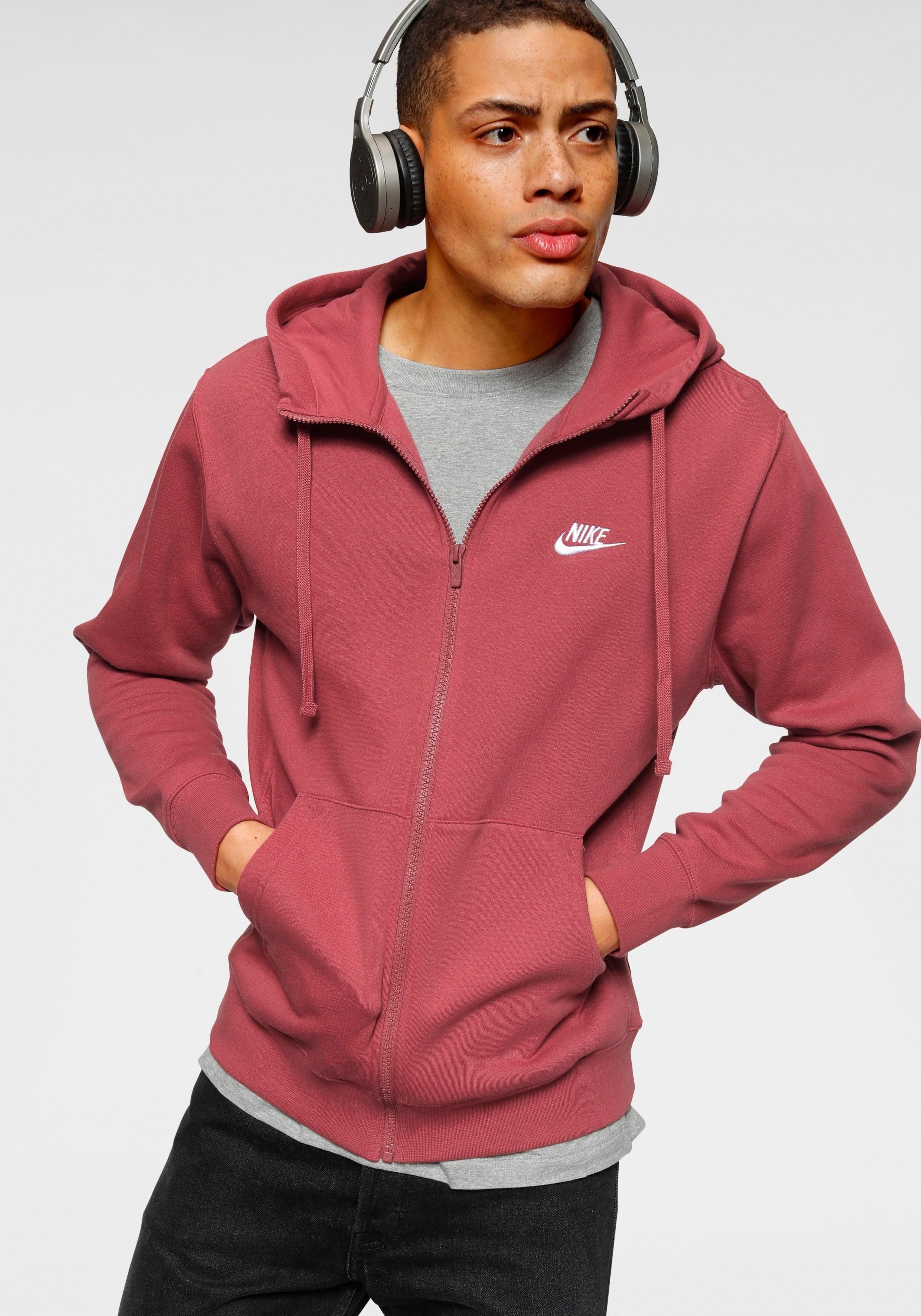 Nike Sportswear Kapuzensweatjacke »M NSW CLUB HOODIE FZ BB« online kaufen | OTTO