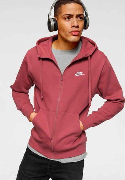 FZ Nike NSW »M Kapuzensweatjacke CLUB Sportswear HOODIE BB« n8m0vNw