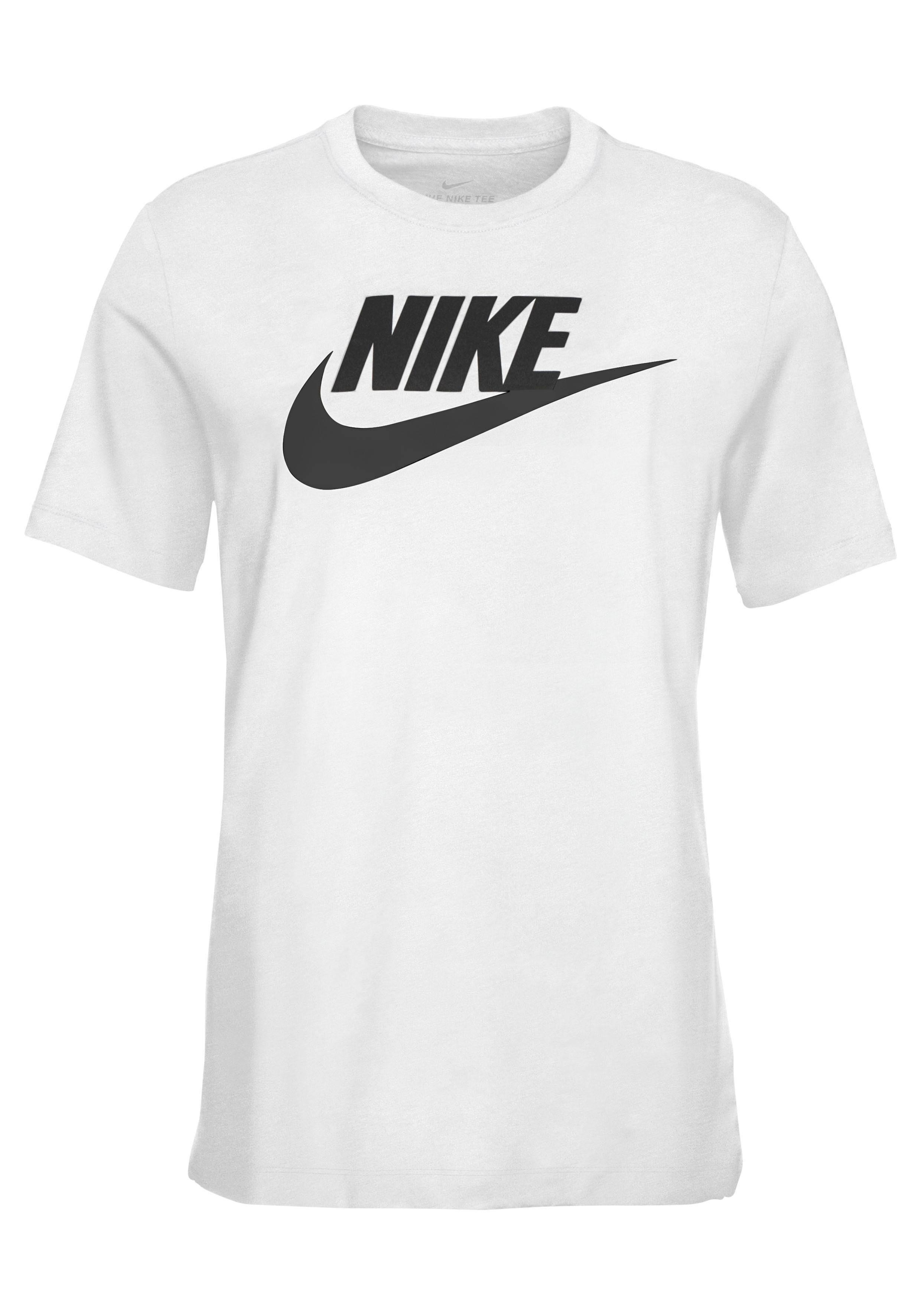 Nike Sportswear T Shirt »MEN NIKE SPORTSWEAR TEE ICON FUTURA« online kaufen | OTTO