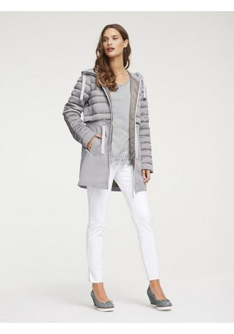 CASUAL Куртка стеганая с с кулиской