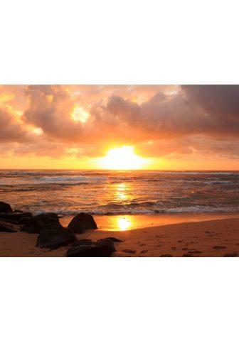 PAPERMOON fototapetas »Sunrise Lihue B...
