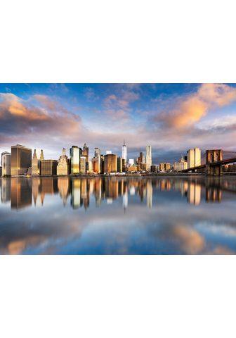 PAPERMOON fototapetas »Manhattan Sunri...