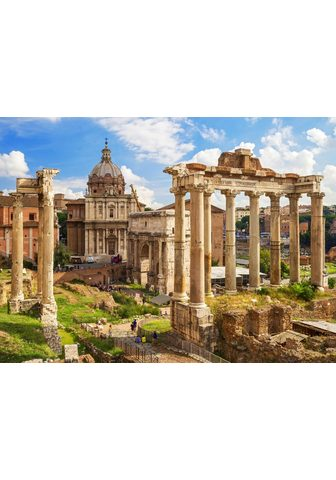 PAPERMOON fototapetas »Roman Forum Rom...