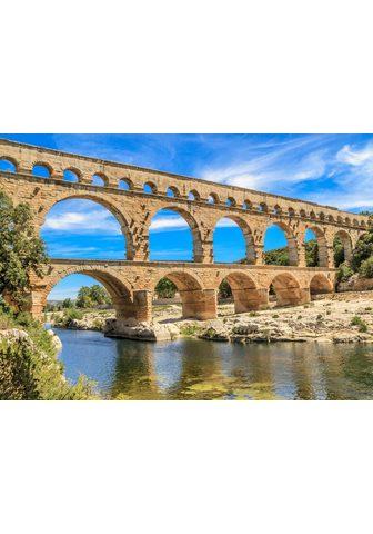 PAPERMOON фотообои »Pont du Gard...