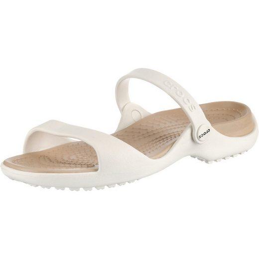 Crocs »Cleo Komfort-Pantoletten« Pantolette