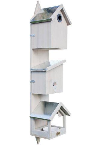 HABAU Inkilas »Triple« BxTxH: 21x18x76 cm