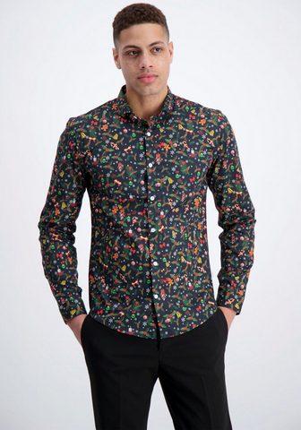LINDBERGH Marškiniai ilgomis rankovėmis