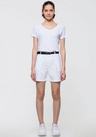 LTB Shorts »LINERA« mit abnehmbarem Gürtel