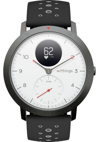 WITHINGS STEEL HR Sport спортивные часы