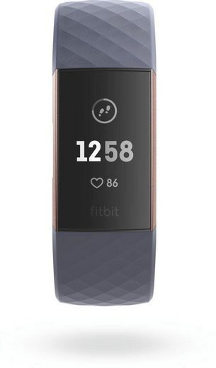 fitbit Charge 3 Smartwatch (3,98 cm)
