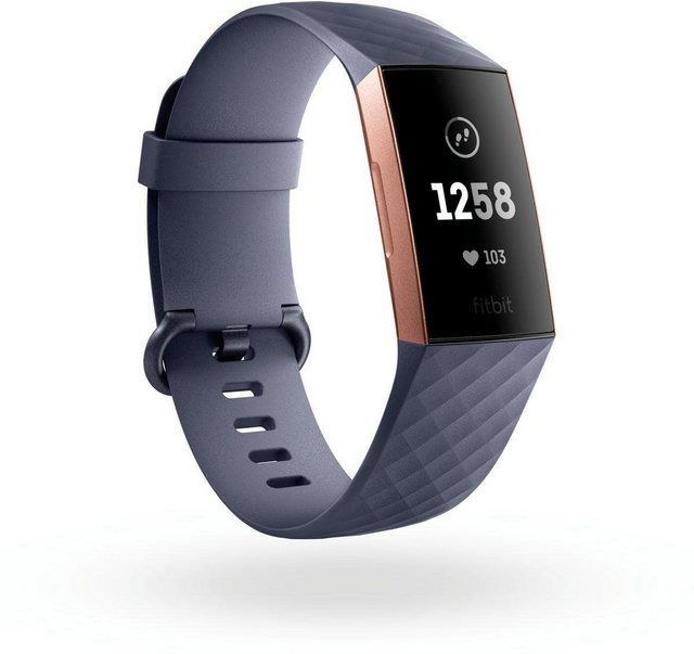 Smartwatches - fitbit Charge 3 Smartwatch (3,98 cm)  - Onlineshop OTTO
