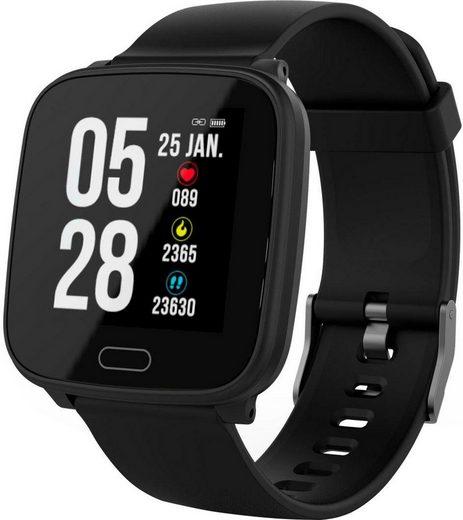 SW 610 HR Smartwatch (3,3 cm/1,3 Zoll)