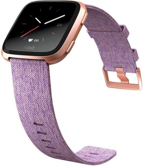 Smartwatches - fitbit Versa Smartwatch (3,4 cm 1,34 Zoll)  - Onlineshop OTTO