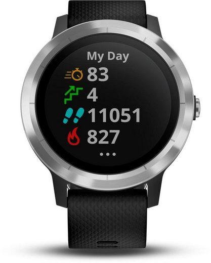Garmin Vivoactive 3 Smartwatch (3,11 cm/1,23 Zoll)