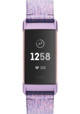 FITBIT Charge 3 su NFC Išmanus laikrodis (398...