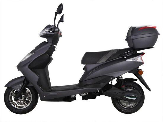 ELEKTROROLLER FUTURA E-Motorroller »Eagle Acid«, 1600 W, 45 km/h
