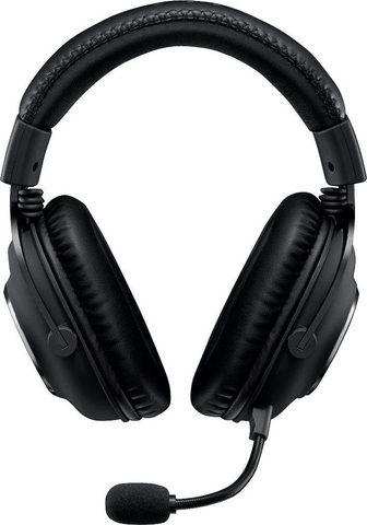LOGITECH G »PRO Žaidimų Headset« Žaidimų laisvų r...
