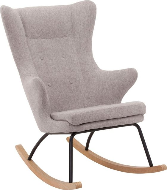 andas Schaukelstuhl »Faske« in zeitlosem Design  Schaukelfunktion   Wohnzimmer > Stüle   andas