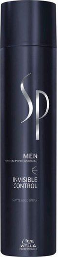 Wella Professionals Haarspray »SP Men Invisible Control«, starker Halt